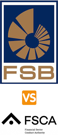 The difference between FSB and FSCA